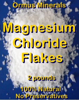 Ormus Minerals -Magnesium Flakes