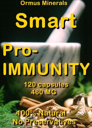 Ormus Minerals -Smart Pro-Immunity