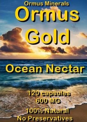 Ormus Minerals -Ormus Gold Ocean Nectar
