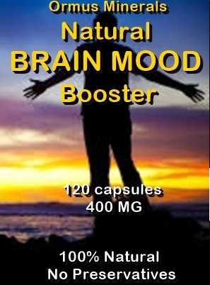 Ormus Minerals -Natural Brain Mood Booster
