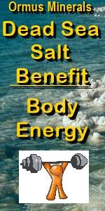 Ormus Minerals --Golden Dead Sea Ormus benefit