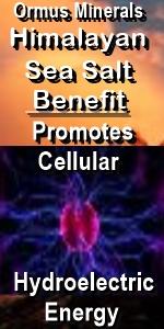 Ormus Minerals --Peak ORMUS Minerals benefit cellular energy